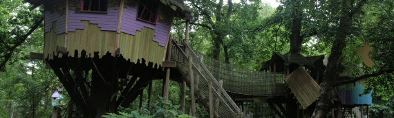 Tips for Building the Treehouse of Your Dreams